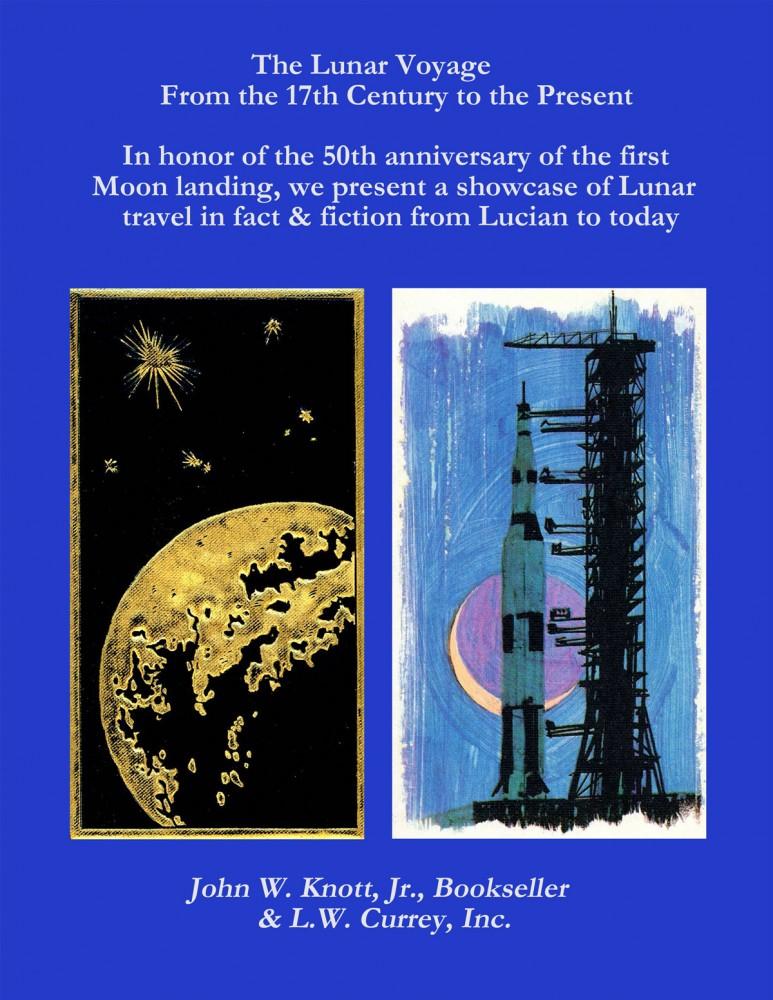John W  Knott, Jr , Bookseller, ABAA, Fine first editions of