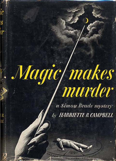 MAGIC MAKES MURDER