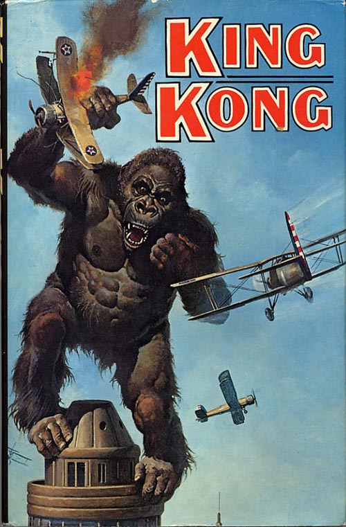 KING KONG. Delos W. Lovelace.
