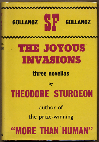 THE JOYOUS INVASIONS. Theodore Sturgeon.