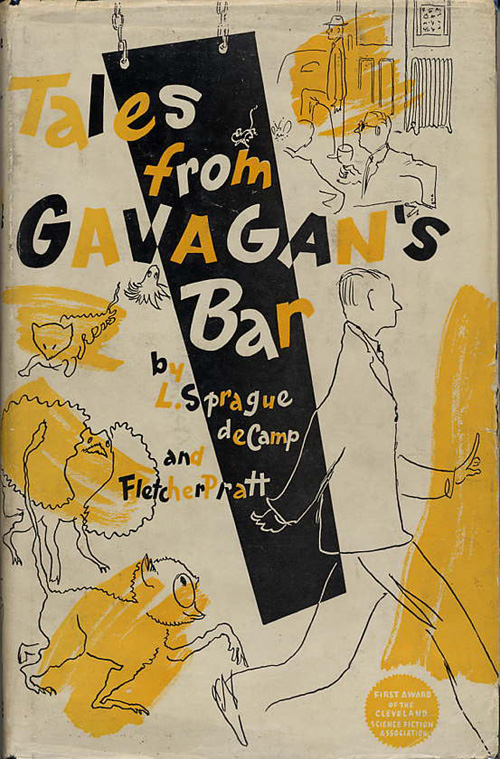 TALES FROM GAVAGAN'S BAR.