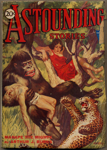 ASTOUNDING STORIES. 1931. . Harry Bates ASTOUNDING STORIES. June, No. 3 Volume 6.
