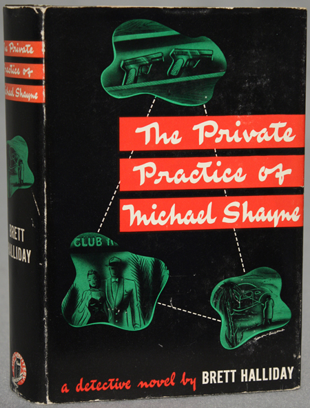THE PRIVATE PRACTICE OF MICHAEL SHAYNE.