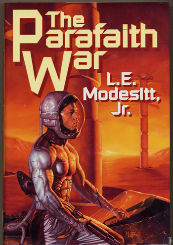 THE PARAFAITH WAR. L. E. Modesitt Jr.