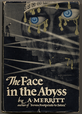 THE FACE IN THE ABYSS.
