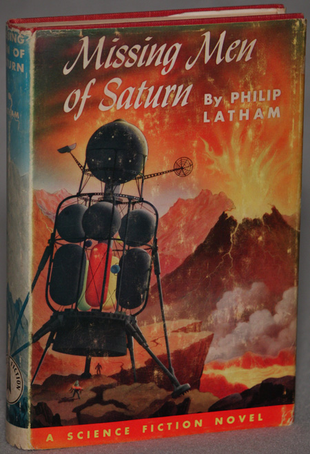 MISSING MEN OF SATURN. Philip Latham, Robert Shirley Richardson.