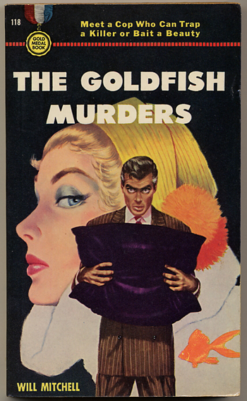THE GOLDFISH MURDERS.