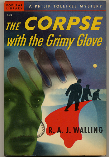 THE CORPSE WITH THE GRIMY GLOVE.