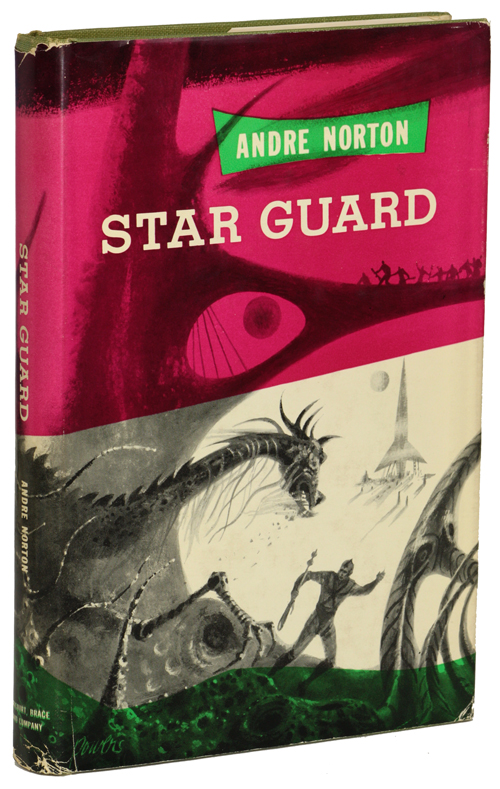 STAR GUARD. Andre Norton, Mary Alice Norton.