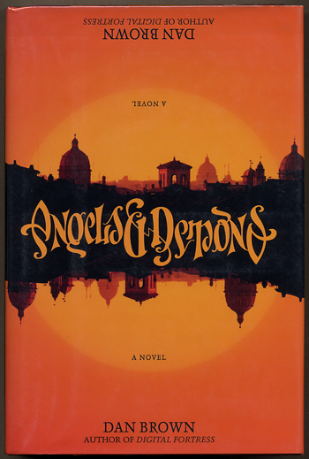 ANGELS & DEMONS. Dan Brown.