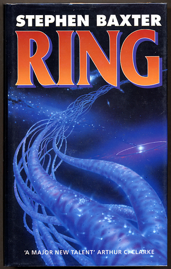 RING. Stephen Baxter.