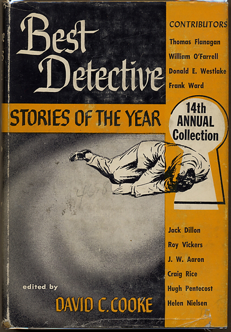 BEST DETECTIVE STORIES OF THE YEAR: 14th ANNUAL COLLECTION. David C. Cooke.