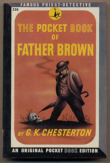 THE POCKET BOOK OF FATHER BROWN.