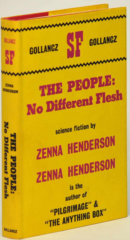 THE PEOPLE: NO DIFFERENT FLESH.