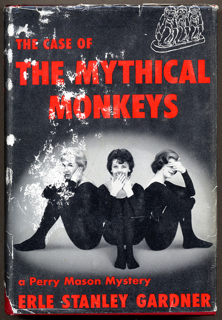 THE CASE OF THE MYTHICAL MONKEYS.