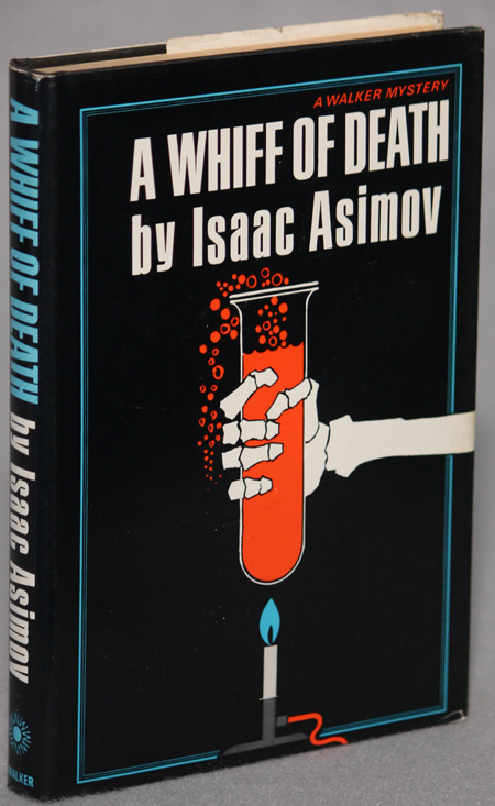 A WHIFF OF DEATH. Isaac Asimov.
