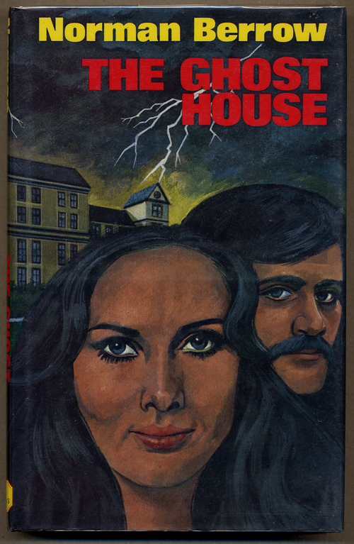 THE GHOST HOUSE. Norman Berrow.