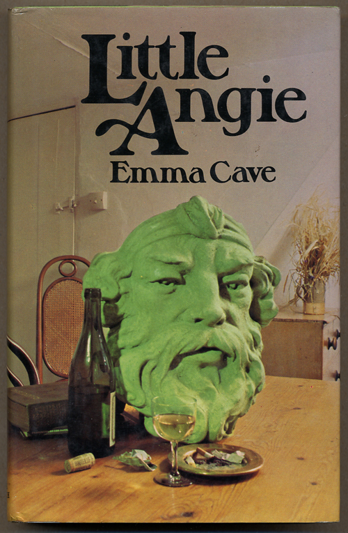 LITTLE ANGIE. Emma Cave.