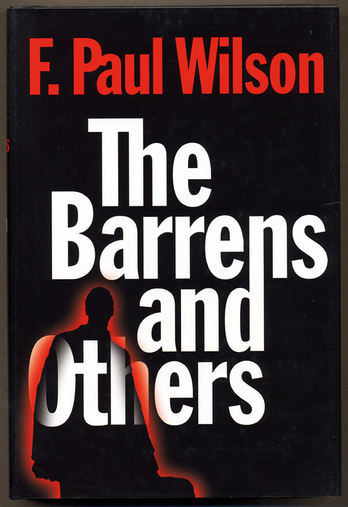 THE BARRENS AND OTHERS. Paul Wilson, rancis.