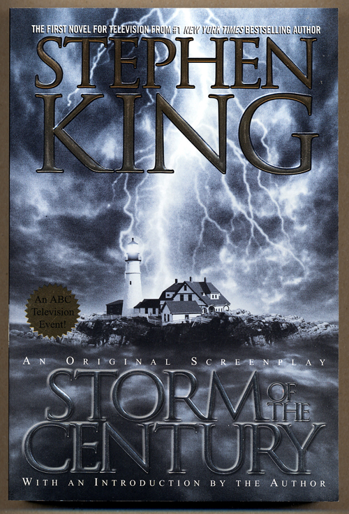 STORM OF THE CENTURY. Stephen King.