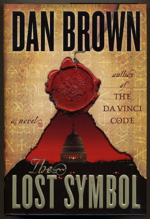 The Lost Symbol Dan Brown First Edition