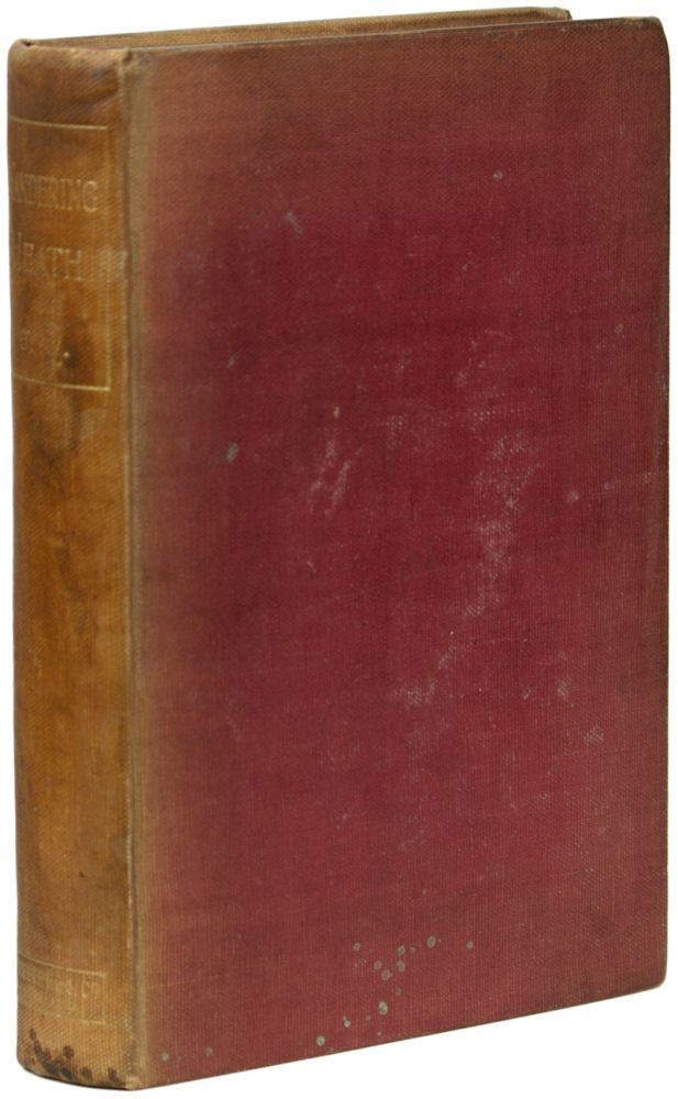 WANDERING HEATH: STORIES, STUDIES, AND SKETCHES by Q [pseudonym]. Quiller-Couch, rthur, homas.