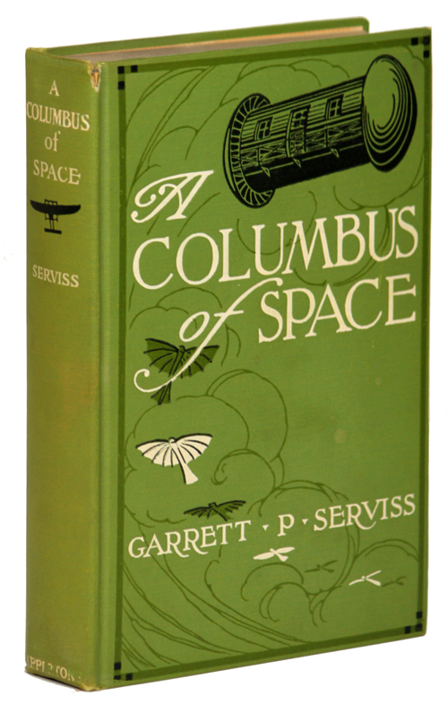 A COLUMBUS OF SPACE.