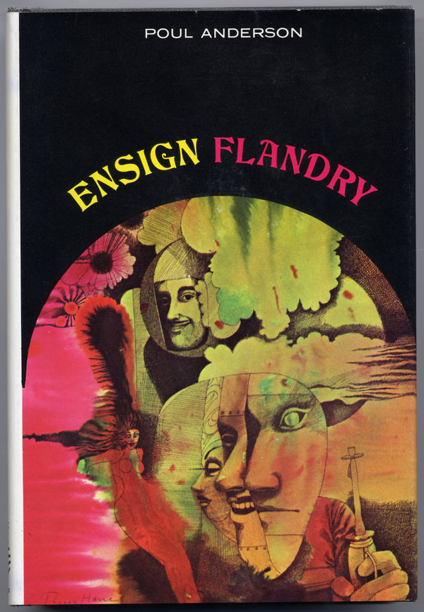ENSIGN FLANDRY. Poul Anderson.