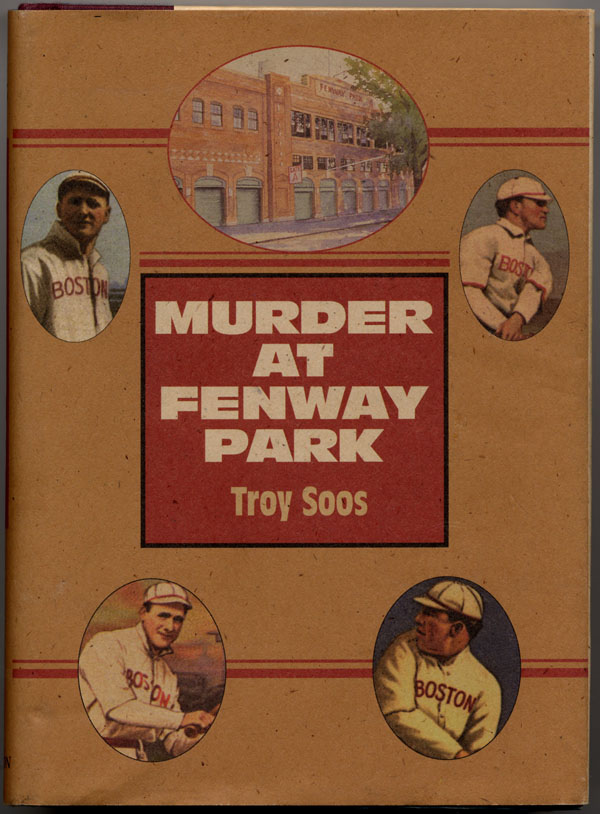 MURDER AT FENWAY PARK.