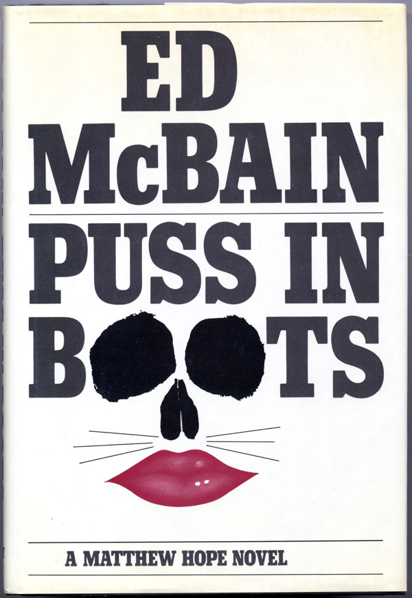 PUSS IN BOOTS. Ed McBain, Evan Hunter.