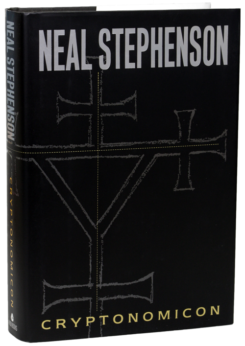CRYPTONOMICON. Neal Stephenson.