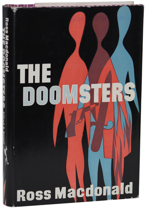 THE DOOMSTERS. Ross Macdonald, Kenneth Millar.