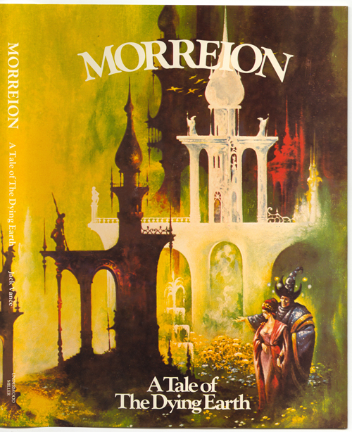 MORREION: A TALE OF THE DYING EARTH. Jack Vance, John Holbrook Vance.