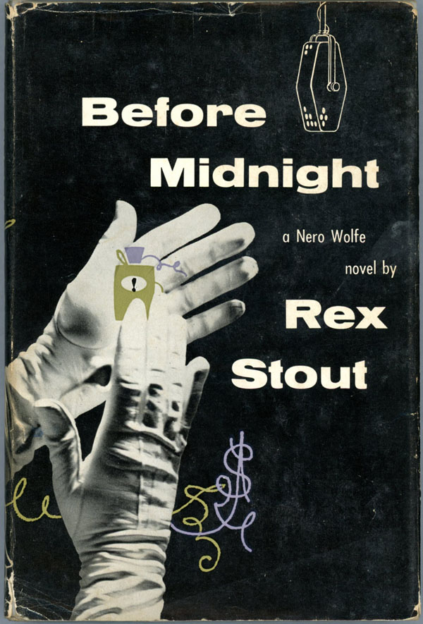 BEFORE MIDNIGHT. Rex Stout.