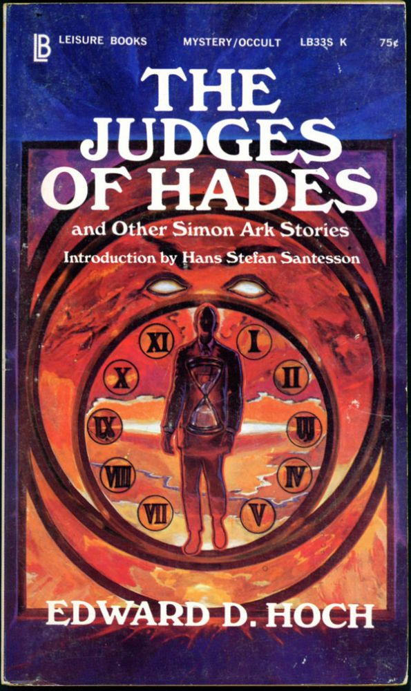 THE JUDGES OF HADES: AND OTHER SIMON ARK STORIES. Edward D. Hoch.