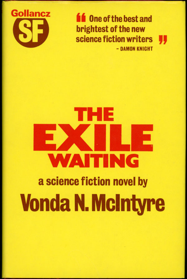 THE EXILE WAITING. Vonda N. McIntyre.