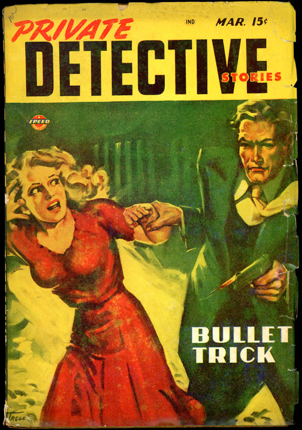 PRIVATE DETECTIVE STORIES.