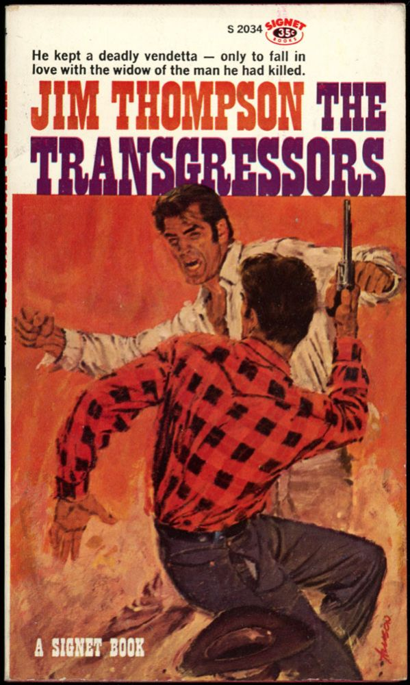 THE TRANSGRESSORS. Jim Thompson.