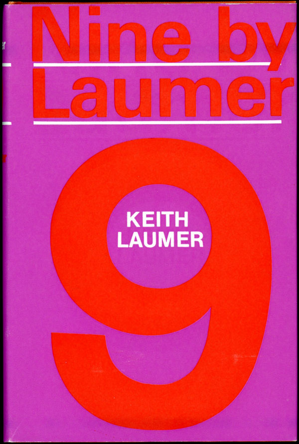 NINE BY LAUMER. Keith Laumer.