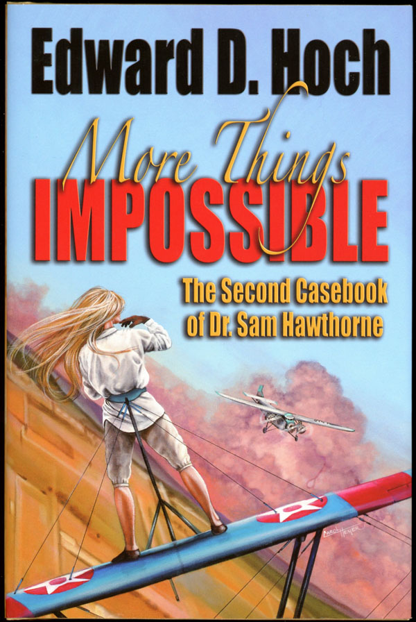 MORE THINGS IMPOSSIBLE! Edward Hoch.