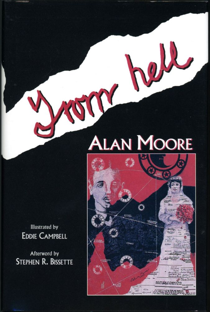 FROM HELL: BOOK ONE, THE COMPLEAT SCRIPTS. Alan Moore.