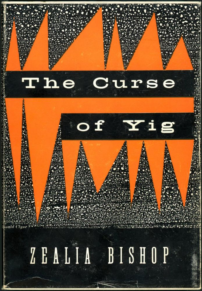 THE CURSE OF YIG.
