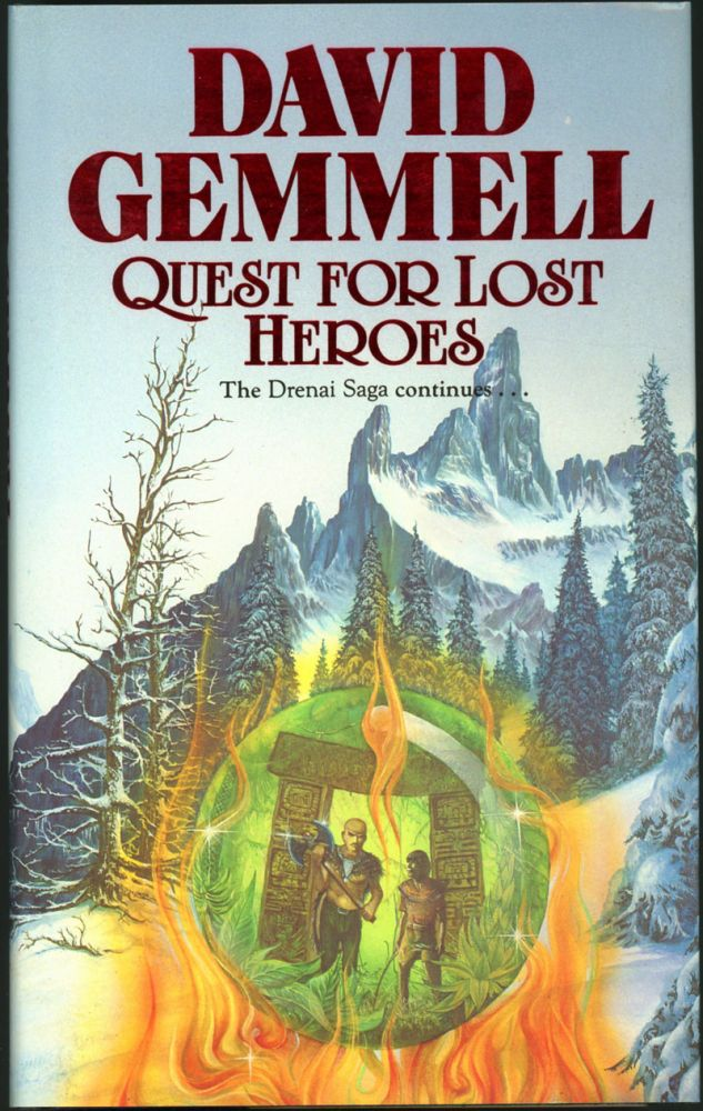 QUEST FOR LOST HEROES.