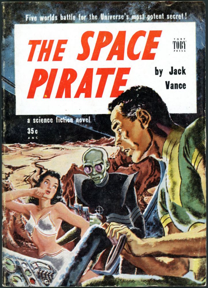 THE SPACE PIRATE.