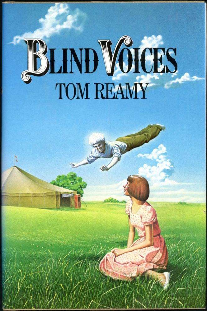 BLIND VOICES. Tom Reamy.