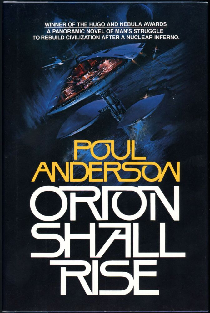ORION SHALL RISE. Poul Anderson.