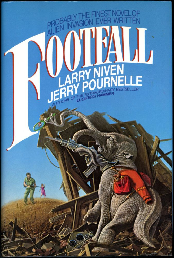 FOOTFALL. Larry Niven, Jerry Pournelle.