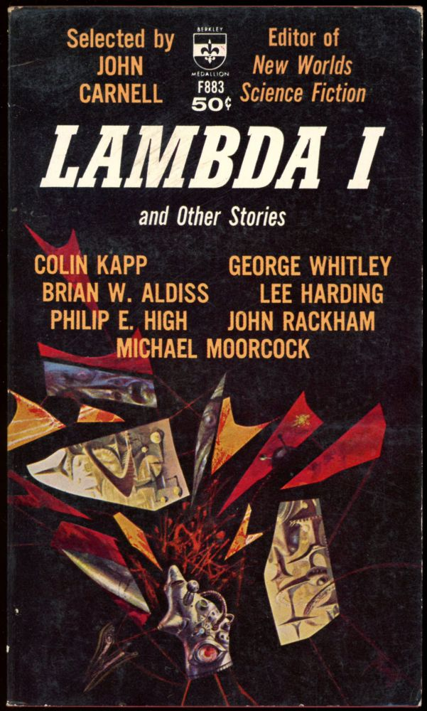 LAMBDA I AND OTHER STORIES. John Carnell.