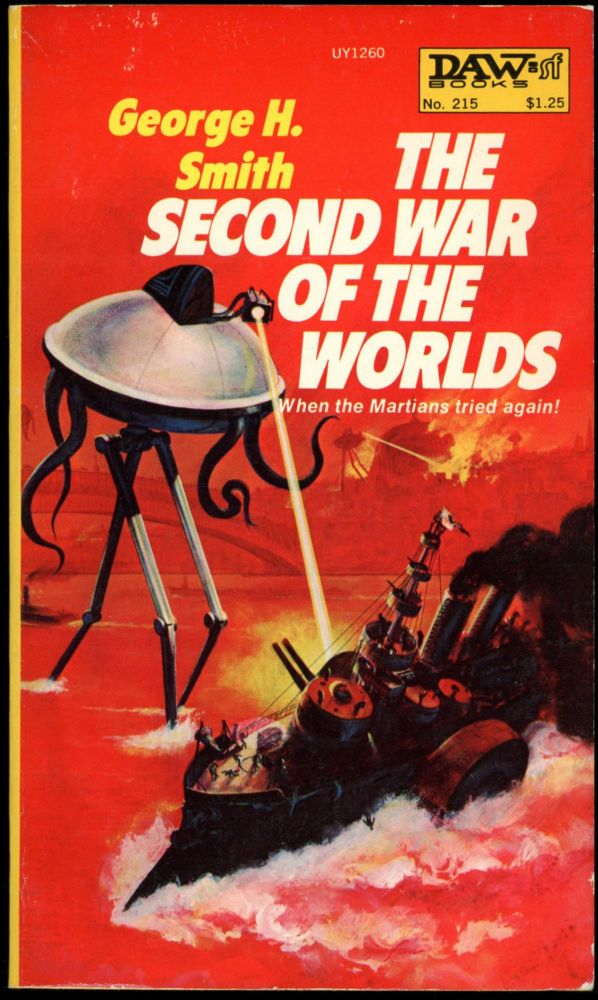 THE SECOND WAR OF THE WORLDS