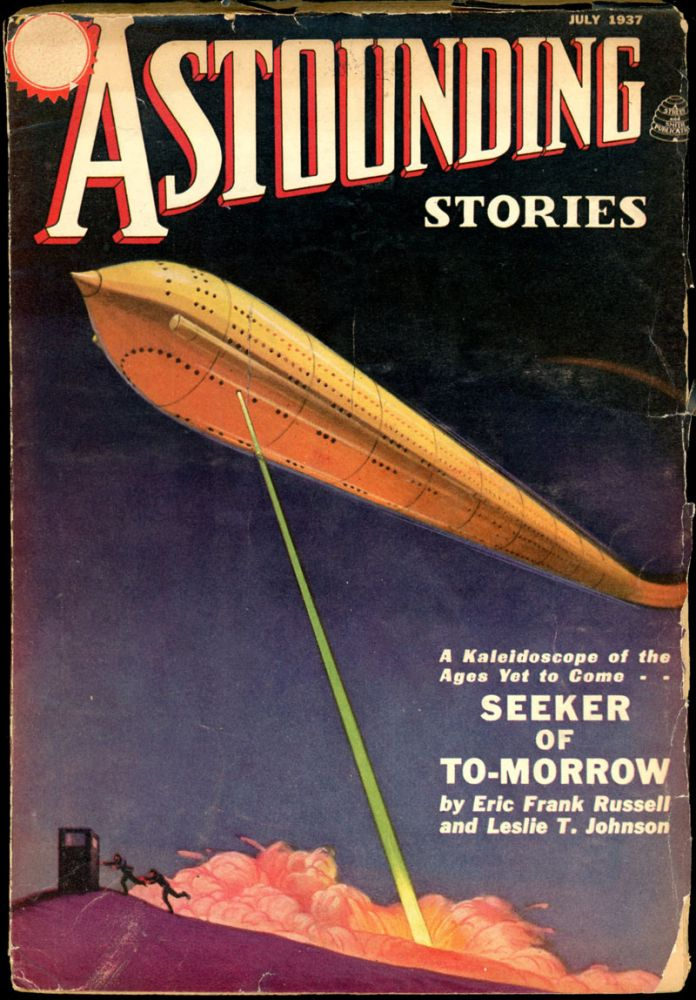 ASTOUNDING STORIES.